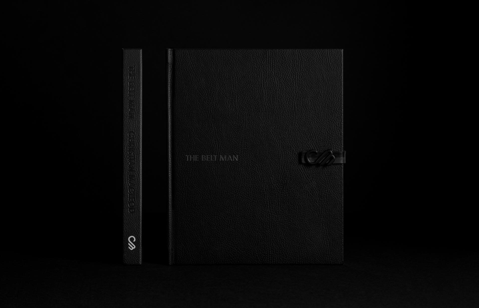 CM© The Belt Man Book