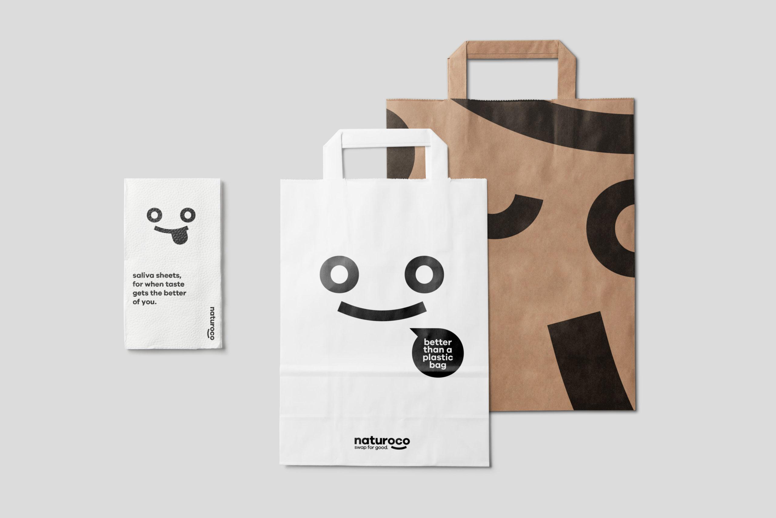 bag napkins